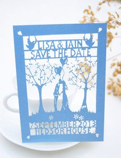 Wedding Stationery Gallery - Hummingbird Card Company