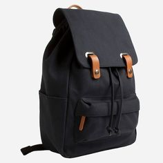 The Twill Backpack - Navy – Everlane