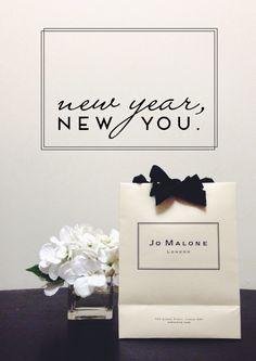 New year, new you. Jo Malone