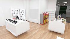 CEWE SK - Store on Behance Interior Architecture, Interior Design, Behance, Concept, Store, Architecture Interior Design, Nest Design, Home Interior Design, Interior Designing