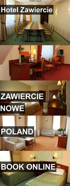 Hotel Zawiercie in Zawiercie Nowe, Poland. For more information, photos, reviews and best prices please follow the link. #Poland #ZawiercieNowe #travel #vacation #hotel