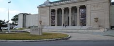 New Orleans Museum of Art - would love to shoot with those columns!1    #markeric