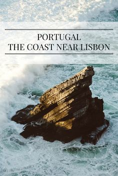 Going to Lisbon? Don't forget to travel to the West Coast near Lisbon in Portugal. Find amazing cliffs and beaches. See our blogpost for more photo's and a sample itinerary!