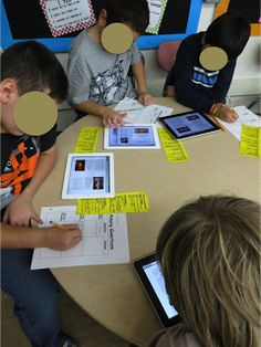 We use Raz Kids online leveled readers (on our iPads) during guided reading.Technology Resources