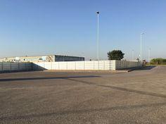 Cantiere: recinzioni in ferro modulari.  www.recinzione.it