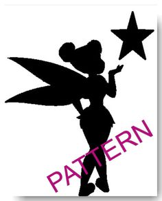 Tinkerbell Fairy Book 385 FOLDS Pattern Pattern by TheGiftLibrary