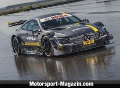Mercedes präsentiert Auto für die Saison 2016 - DTM - Motorsport-Magazin.com