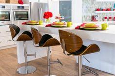 Tour the kitchen renovations from Drew and Jonathan Scott on Brother Vs. Beach House Kitchens, Home Kitchens, Kitchen Cousins, Victoria House, Jonathan Scott, Room Pictures, Kitchen Photos, Beautiful Kitchens, Hgtv