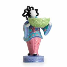 Jean Boggio The Little Lovers Yuan Yuan (Purple). Biggs Ltd. Gallery. Heirloom quality bridal, art and home decor. 1-800-362-0677. $300.
