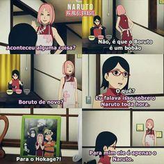 Anime Naruto, Naruto E Sakura, Naruto Funny, Narusaku, Naruto Shippuden Sasuke, Naruto Kakashi, Sakura Haruno, Otaku Anime, Anime Manga