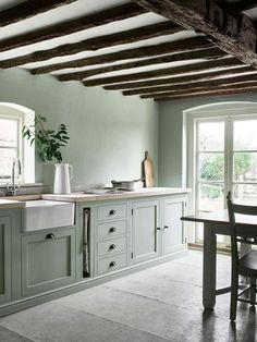 Henley Kitchens, Made From Natural Timber