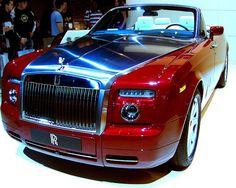 Rolls Royce – One Stop Classic Car News & Tips Rolls Royce Drophead, Rolls Royce Phantom Drophead, Bugatti Veyron, My Dream Car, Dream Cars, Supercars, Cadillac, Convertible, Rolls Royce Dawn