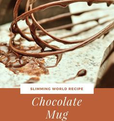 Chocolate mug pudding - Slimming World recipe syns per serving - Chocolate Mug Cakes, I Love Chocolate, Chocolate Desserts, Slimming World Cake, Slimming World Desserts, Delicious Desserts, Dessert Recipes, Cake Recipes, Love Cake