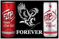 forever fab. Your natural energy boost.