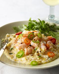 Shrimp and Grits (READYMADE)