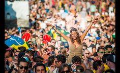 1. Carnaval — Rio de Janeiro, Brazil – Feb. 28 – March 4 (for 2014)