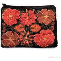 Primrose Velvet Cosmetic Bag on Sale for $9.99 at The Hippie Shop (42 RON) ❤ liked on Polyvore featuring beauty products, beauty accessories, bags & cases, makeup purse, cosmetic purse, travel toiletry case, cosmetic bags and purse makeup bag