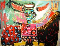 Mikey Welsh USA painting