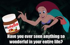 Bible. | 17 Disney Nutella Memes Guaranteed To Make You Laugh Out Loud