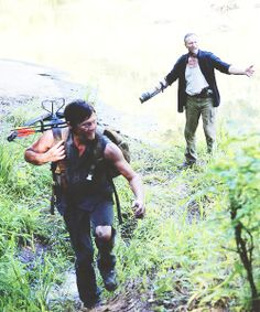 Daryl and Merle <3