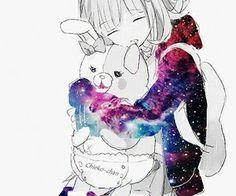 ♡ Galaxy Anime Girl ♡