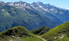 trekking de bernard: Chaînon du Grand Arc : Char de la Turche, Petit et...