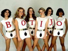 Botijo Girls (botijo 1576) by El señor Botijo, via Flickr