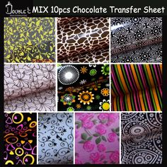 Cheap chocolate transfer sheet, Buy Quality transfer sheet directly from China chocolate transfer Suppliers: Mix Hot Design Chocolate Transfer Sheet,DIY Chocolate Mold,Chocolate Printed Sheet,Chocolate/Cookie/Cake Decoration Sweet Cake Shop, Sweet Cakes, Cheap Chocolate, Chocolate Molds, Cookie Cake Decorations, Cake Decorating, Chocolates, Chocolate Transfer Sheets, Little Cakes