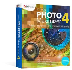 InPixio Photo Maximizer - High precision zoom without quality loss