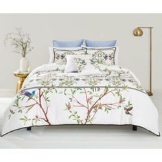 Ted Baker Highgrove Bedding Collection Home - Bedding - Bedding Collections - Bloomingdale's Twin Comforter Sets, Bedding Sets, King Comforter, Bed Linen Australia, Cool Beds, Bedding Collections, Linen Bedding, Bed Linens, Luxury Bedding