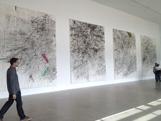 Julie Mehretu, Documenta