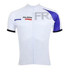 Men Cycling Quickdry Biking Short Sleeve Jersey  France ** See this great product.Note:It is affiliate link to Amazon.