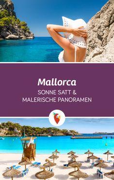 Bei uns findest du die günstigsten #Reisen nach #Mallorca und jede Menge Tipps zu #Reisezielen, #Sightseeing & Co.