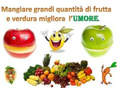 La frutta migliora l umore