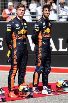 Max and Daniel for Red Bull - Michael Schumacher - Ricciardo F1, Daniel Ricciardo, Grand Prix, Alain Prost, Jackie Stewart, Red Bull Racing, F1 Racing, F1 Motor, Motogp Race