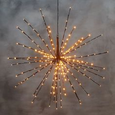 LED Twinkling Star