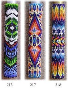 native american bead work by Toni Smith DvKho