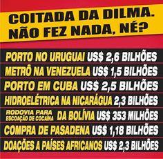 BLOGG DE SERGIO VIANNA, AS MELHORES DO ANO !!!: CARTA DE DEMISSÃO DA SENHORA PRESIDENTE DA REPÚBLI...