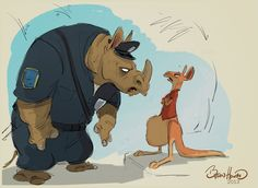 Enjoy a collection of Disney Zootopia Concept Art. In the animal city of Zootopia, a fast-talking fox who's trying to make it big goes on the run when Zootopia Characters, Zootopia Art, Zootopia 2016, Zootopia Concept Art, Disney Concept Art, Arte Disney, Disney Art, Furry Art, Character Concept