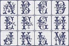 Free Historic Cross Stitch Patterns