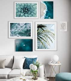 Photo Wall Decor, Diy Wall Decor, Home Decor Wall Art, Diy Bedroom Decor, Art Decor, Diy Home Decor, Living Room Art, Living Room Designs, Deco Surf