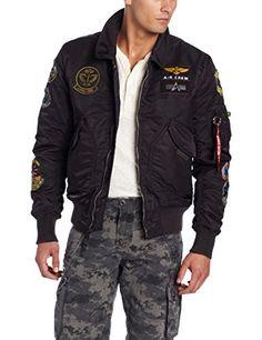 Alpha Industries Men's CWU Pilot X Flight Jacket, Sage Bl... https://smile.amazon.com/dp/B002TAKM9I/ref=cm_sw_r_pi_dp_TD1zxbSX4WZBS