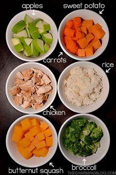 Homemade Dog Food for your budget and your dog's health on thecharmingblog.com--------