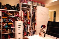 """Dulce Candy: The """"DulceCandy"""" Closet/Office"""