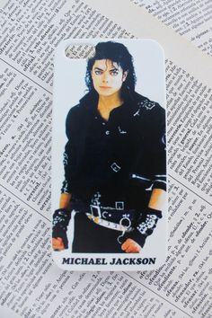 Iphone 5 Case Michael Jackson Iphone 5 Cover $12.99