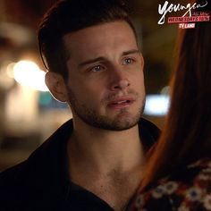 This moment. Click to discover Nico Tortorella in the latest episodes of Younger on TV Land.