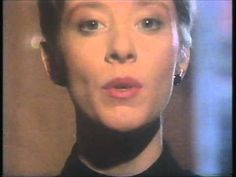 Suzanne Vega - Gypsy. I've never seen this music video before, I didn't even know there was one. I've always loved this song, I think it's one of the first I ever heard from Vega.