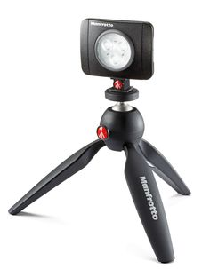 Lumie Play LED Lights | Photography Lighting | Manfrotto