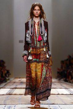 ETRO - Gorgeouse Ethnic inspiration