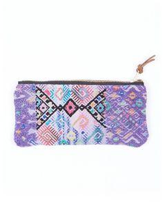 woven pencil bag {the little market}